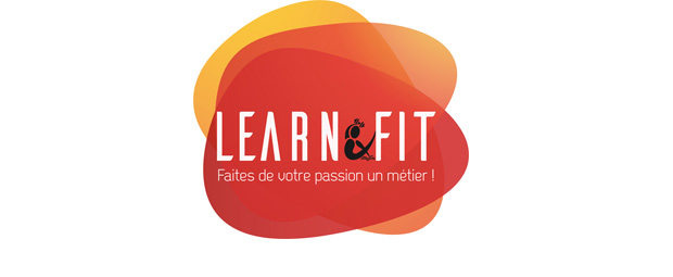 logo learn & fit